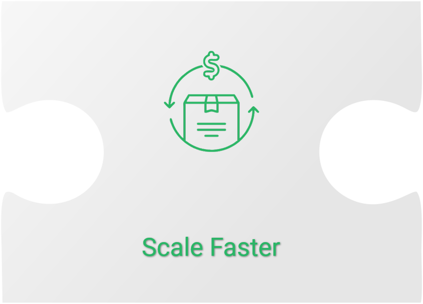 Scale Faster
