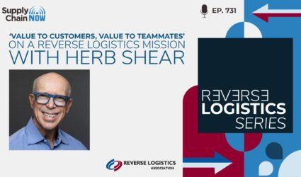 Reverse Logistics Episode Release